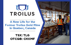 Learn More about Troilus Gold Corp.