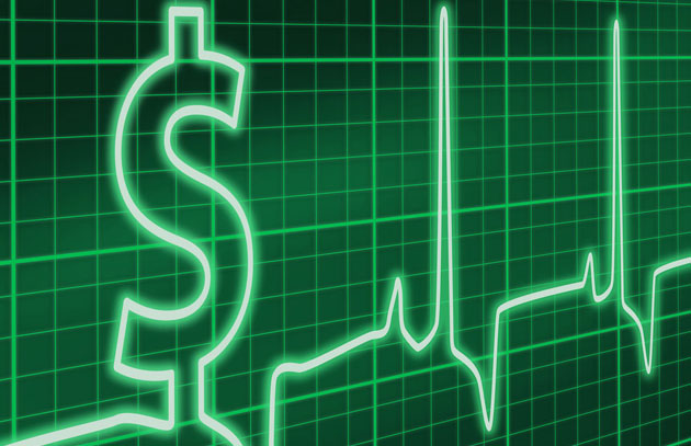 Strong Health Stock 'Ready to Commence New Upleg'